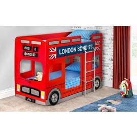 Julian Bowen Double Decker London Bus Bunk Bed