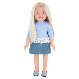 Chad Valley Designafriend Molly Doll - 18inch/45cm