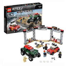 LEGO Speed Champions Mini Cooper Rally Car & Buggy - 75894/t