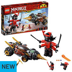 LEGO Ninjago Cole's Earth Toy Driller - 70669/t