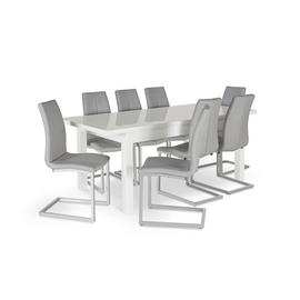 Extendable Dining Table And Chair Sets Argos
