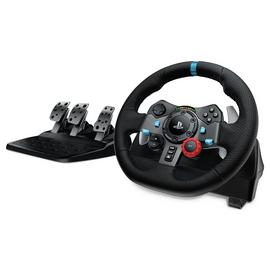 Logitech G29 Driving Force Racing Wheel - PS3, PS4, PC