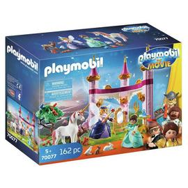 Playmobil 70077 The Movie Fairytale Castle