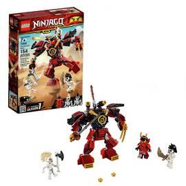 92f57316a13 LEGO Ninjago Legacy Samurai Mech Ninja Toy - 70665