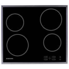 Samsung C61R1AAMST Ceramic Electric Hob - Black