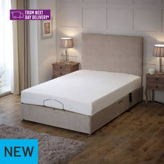 Imperial Double Electric Bed with a Memory Foam Mattress