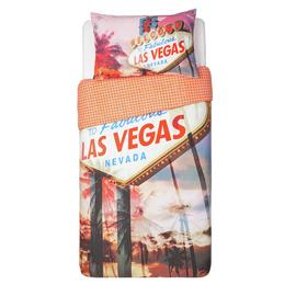 Argos Home Las Vegas Colour Bedding Set - Single