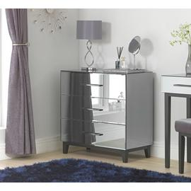 Argos Home Palm Luxe 3 Drawer Chest of Drawers