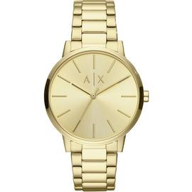 Armani Exchange Men's Gold Bracelet Watch