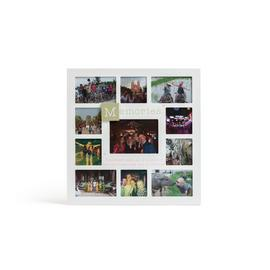 Memories Multi Aperature Photo Frame