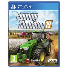 Farming Simulator 19 PS4 Game