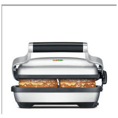 Sage SSG600BSS 2 Portion Sandwich Toaster - Stainless Steel