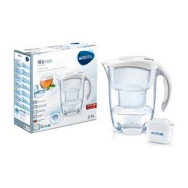 Brita Elemaris Cool Water Jug - White