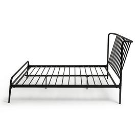 Argos Home Kanso Kingsize Bed Frame - Black
