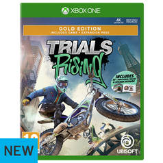 Trials Rising Gold Edition Xbox One Game