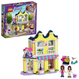LEGO Friends Emma's Fashion Shop Accessories Store Set 41427 Best Price, Cheapest Prices