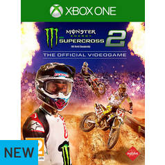 Monster Energy Supercross 2 Xbox One Game