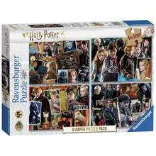 Harry Potter 4 x 100 Piece Puzzles