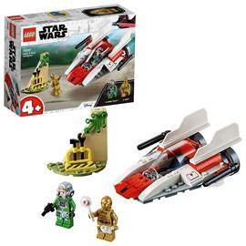 LEGO Star Wars Rebel A-Wing Starfighter Toy - 75247