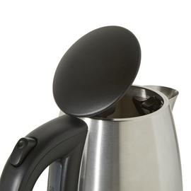 Cookworks Jug Kettle - Brushed Stainless Steel