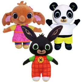 Bing and Sula Soft Toys Assortment