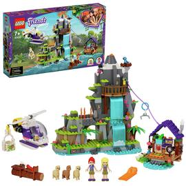 LEGO Friends Alpaca Mountain Jungle Rescue Playset - 41432 Best Price, Cheapest Prices