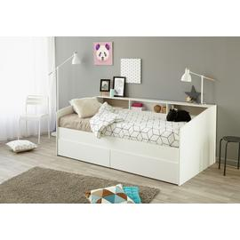 Parisot Sleep White Day Bed Frame