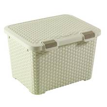 Curver Rattan Style 43L Storage Trunk