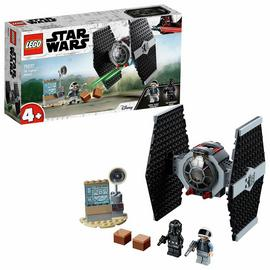 LEGO Star Wars Junior Tie Fighter Spaceship Toy - 75237