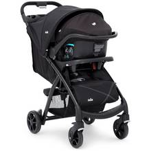 Joie Muze Stroller Travel System - Black