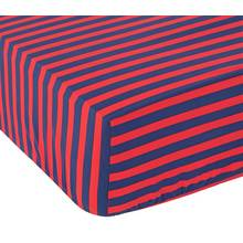 Argos Home Striped Fitted Sheet