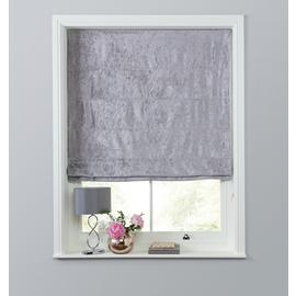 Julian Charles Crushed Velvet Roman Blind
