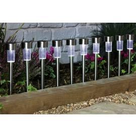 Solar Powered Garden Lights Outdoor Solar Lighting Argos