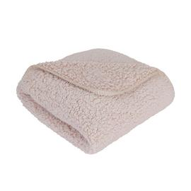 Argos Home 125x150cm Marled Sherpa Throw