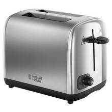 Russell Hobbs 24081 2 Slice Toaster - Stainless Steel