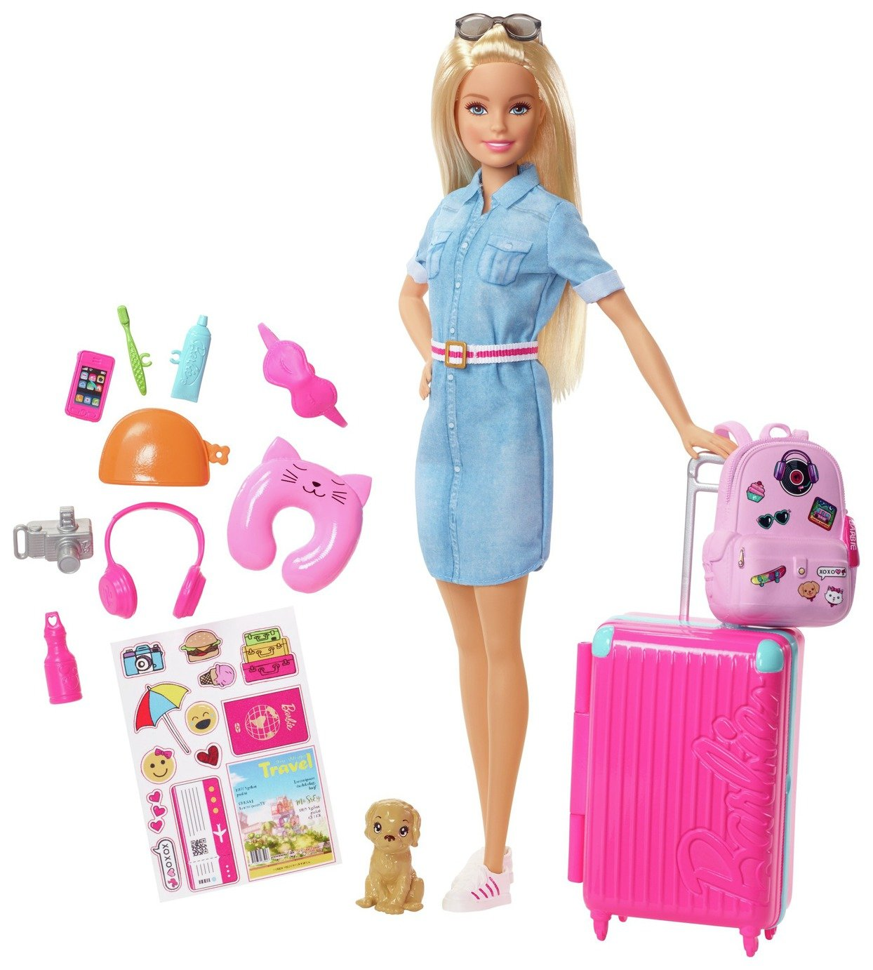 Results For Barbie Dreamhouse Doll