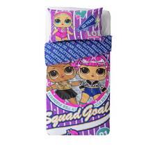 LOL Surprise Glitter Children's Bedding Set - Single