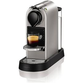 Nespresso by Krups Citiz Pod Coffee Machine - Silver