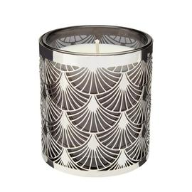 Argos Home Palm Luxe Metal Candle