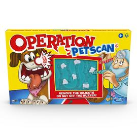 Operation Pet Scan Board Game from Hasbro Gaming