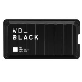 WD P50 500GB Portable SSD Hard Drive