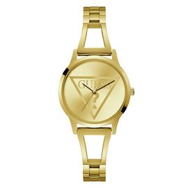 Guess Ladies Gold Colour Stainless Steel Bracelet Watch