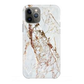 Coconut Lane iPhone 12/12 Pro Phone Case - Rose Gold Marble