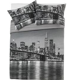 Argos Home New York Bedding Set - Double