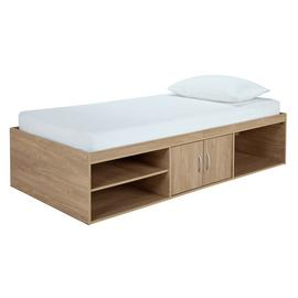 Argos Home Freddie Oak Effect Cabin Bed