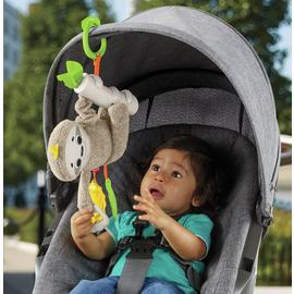 Fisher-Price So Much Fun Stroller Sloth