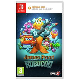 James Pond: Codename Robocod Nintendo Switch Game