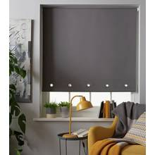 Argos Home Eyelet Daylight Roller Blind - Grey