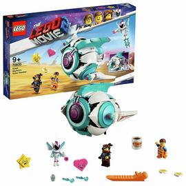 LEGO Movie 2 Sweet Mayhem's Systar Starship Toy - 70830