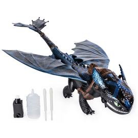 DreamWorks Dragons 3 Fire Breathing Toothless